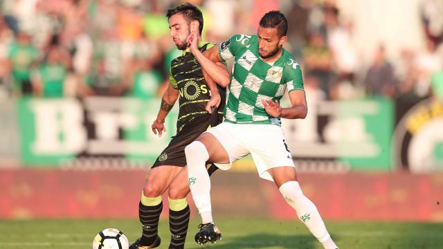 Sporting informa que já não há bilhetes para jogo com Moreirense
