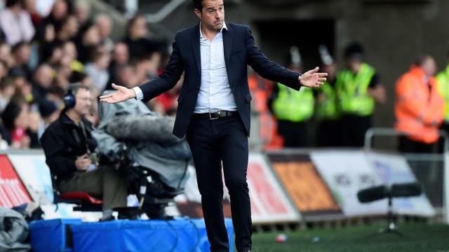 """Marco Silva faz história no Watford: """"Se acreditas, tudo pode acontecer"""""""