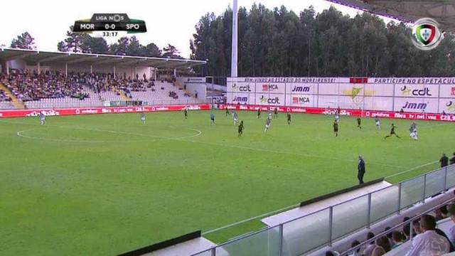 Benfica queixa-se da arbitragem do Moreirense-Sporting