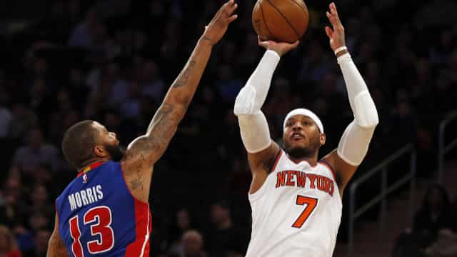 Mais uma 'bomba' na NBA: Carmelo Anthony vai para os Thunder