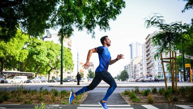 """Corrula na maratona de Nova Iorque: """"É como fazer um filme em Hollywood"""""""