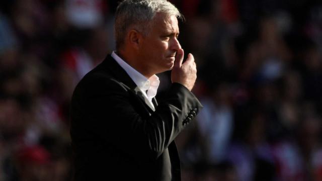Comportamento excessivo de Mourinho levou à sua expulsão
