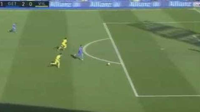 Rúben Semedo borrou a pintura... e o Villarreal sofreu golo