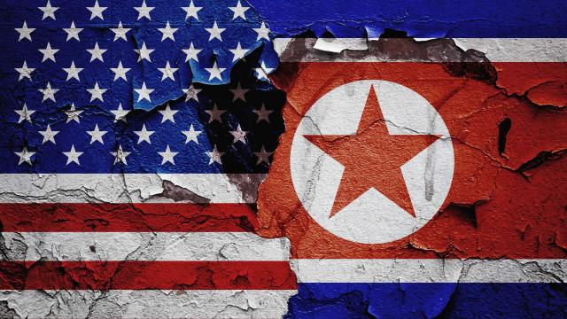 """Atmosfera entre EUA e Coreia do Norte """"é mais política do que militar"""""""