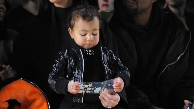 Kim Kardashian fala do momento em que pensou que tinha abortado de North