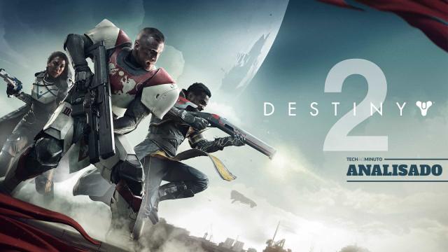 Destiny 2: O jogo que vai querer para o seu grupo de amigos