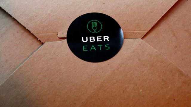 UberEATS, o serviço que lhe permite encomendar comida pela Uber