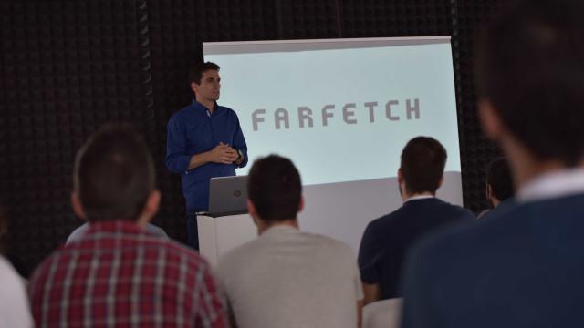 Farfetch bateu recorde de candidaturas. No final, ficaram 36 talentos