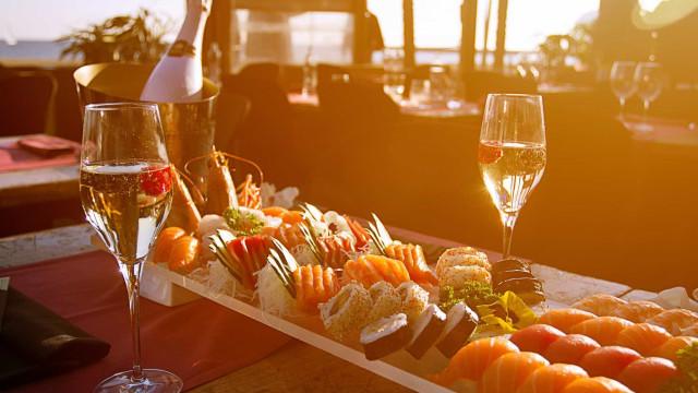 Associação Naval de Lisboa vai receber a primeira Sushi Wine Party