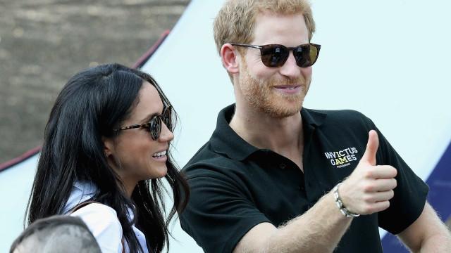 Já se sabe onde Harry e Meghan Markle vão passar a lua de mel