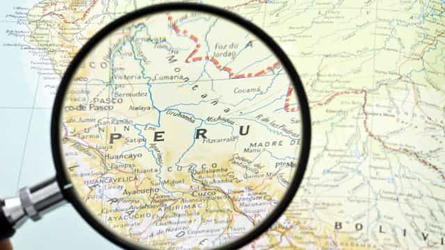 Sismo de magnitude 4 sentido no Peru