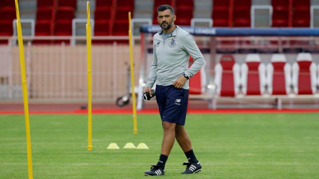 Sérgio Conceição 'descansa' dez jogadores na Taça de Portugal