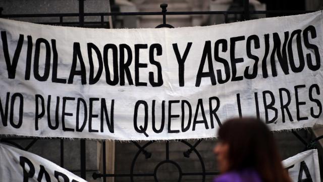 Estudo revela que 93% das argentinas foi alvo de assédio sexual na rua
