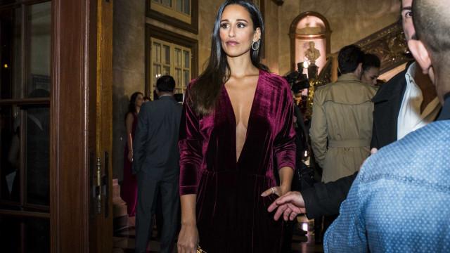 """Rita Pereira conta peripécia: """"Ia desmaiando. Foi só ridículo"""""""