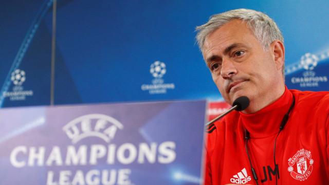 """Mourinho prevê dificuldades frente ao CSKA: """"As soluções não são muitas"""""""