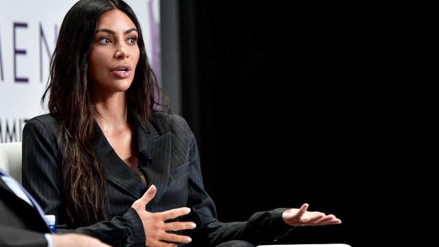 De volta a Los Angeles, Kim Kardashian quebra silêncio e fala da sobrinha