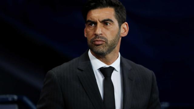 Empresário nega contactos do Benfica por Paulo Fonseca