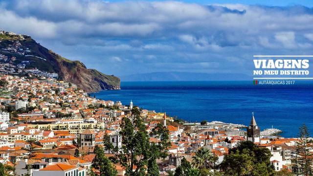 Viagens no Meu Distrito: Quem dará 'bailinho' no Funchal?