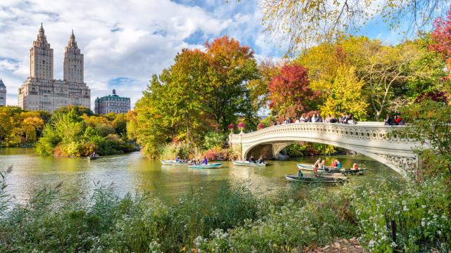 Volta ao mundo pelos parques naturais mais coloridos