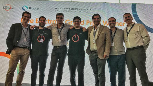 Free Electrons: Portuguesa BeOn Energy vence concurso mundial de startups