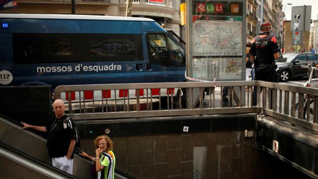Desmantelada célula jihadista em Barcelona que planeava atentado