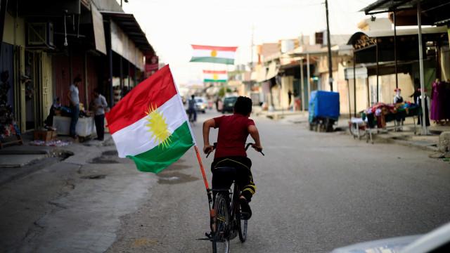 """Curdistão avisado de que Iraque prepara """"grande ataque"""" a Kirkuk"""