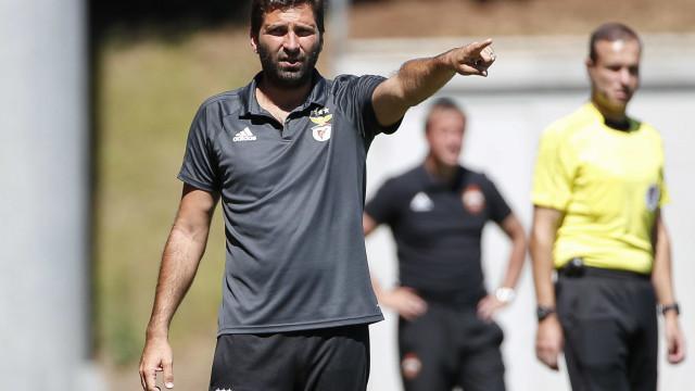 Golo depois da hora 'salva' Benfica na UEFA Youth League