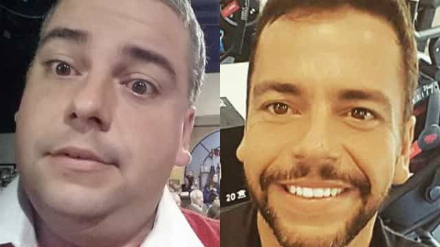 Visivelmente mais magro, Ricardo Castro surge com novo visual