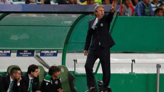 """""""Com esta qualidade, de certeza que ganhamos ao FC Porto"""""""