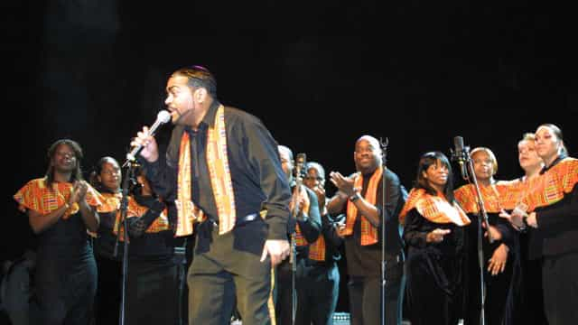Harlem Gospel Choir em Portugal (e com homenagem a Beyoncé)