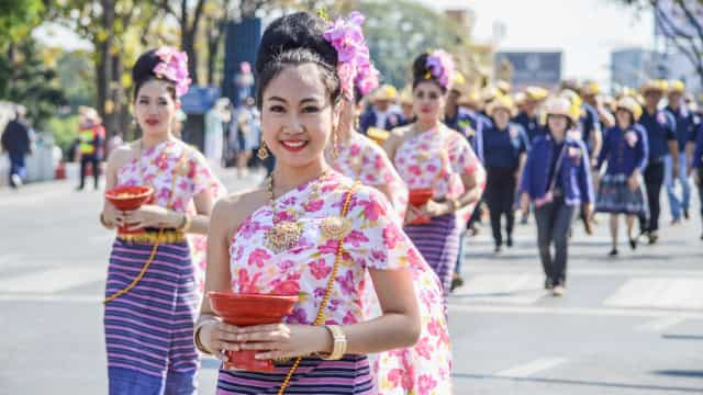 Curiosidades sobre a cultura tailandesa que o vão surpreender