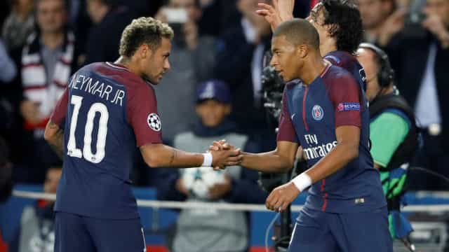 A história por detrás da transferência falhada de Mbappé para o Barça