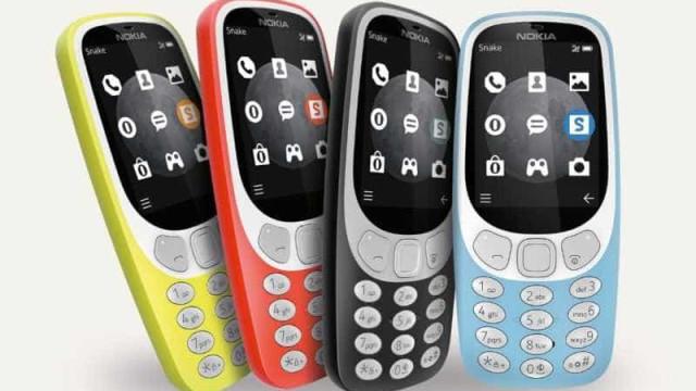 Está a caminho um novo modelo do Nokia 3310