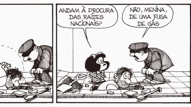 Mafalda, a eterna criança contestatária faz hoje 64 anos