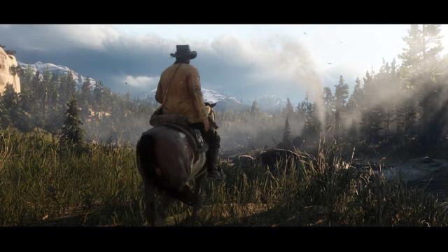 Criadores de 'GTA' regressam a 'Red Dead Redemption'. Veja o novo trailer