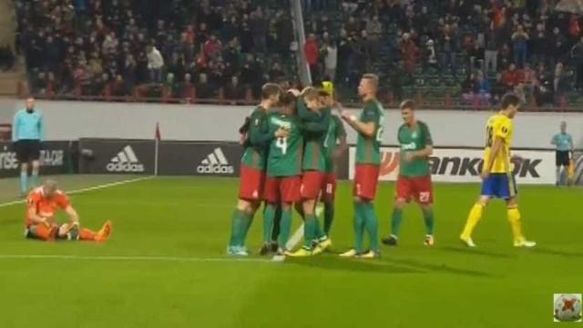 Incrível: Manuel Fernandes marca hat-trick em... 15 minutos