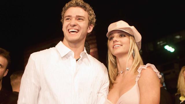 Britney Spears faz exercícios ao som de música do 'ex' Justin Timberlake