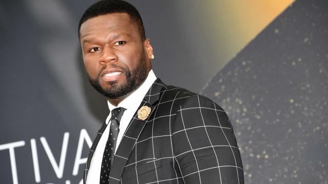 50 Cent terá comprado um novo carro… como prenda de aniversário