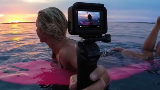 GoPro anunciou uma nova câmara. Conheça a Hero6