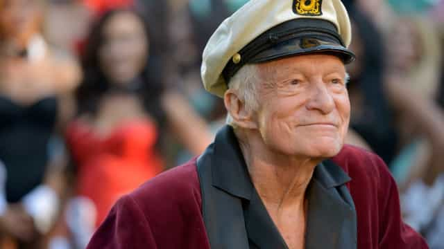 Hugh Hefner: Grave infeção contribuiu para morte do fundador da Playboy