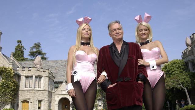 Conheça o interior da mítica mansão da Playboy