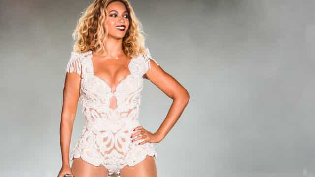 Já se sabe quem é que mordeu a cara de Beyoncé