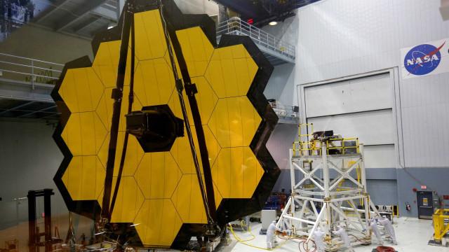O lançamento do telescópio mais poderoso do mundo foi (novamente) adiado
