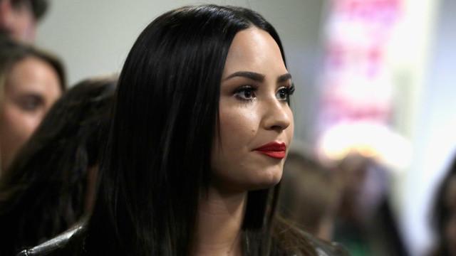 Demi Lovato recusou-se a cooperar com os paramédicos