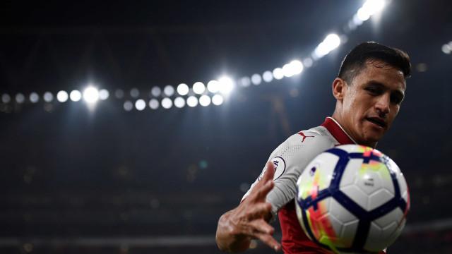 Mourinho subiu a parada e Guardiola terá desistido de Alexis Sánchez