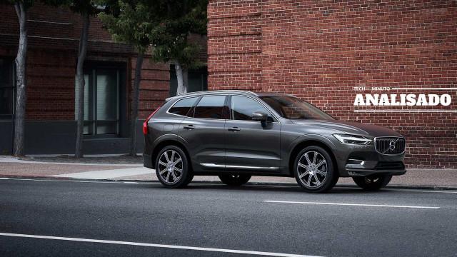 Volvo XC60: O presente e o futuro dos SUV's de luxo