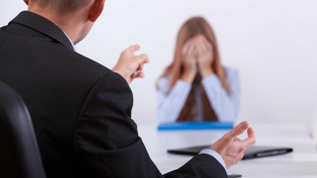 """Humilhados no trabalho? O """"assédio moral pode mesmo levar ao suicídio"""""""