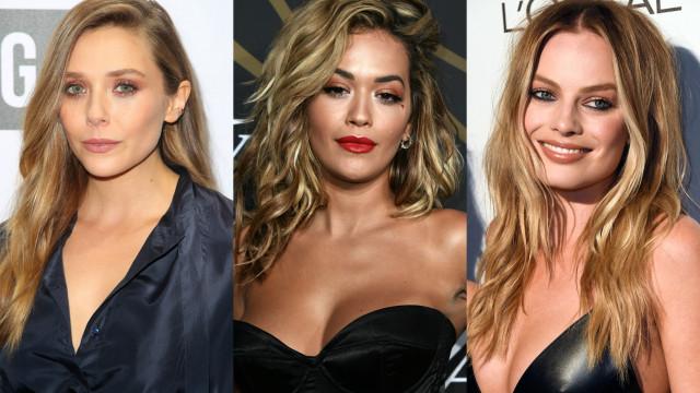 Estas famosas são loiras e orgulham-se disso