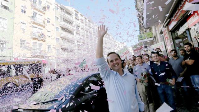 Medina acusa adversários de cederem à demagogia e à promessa fácil
