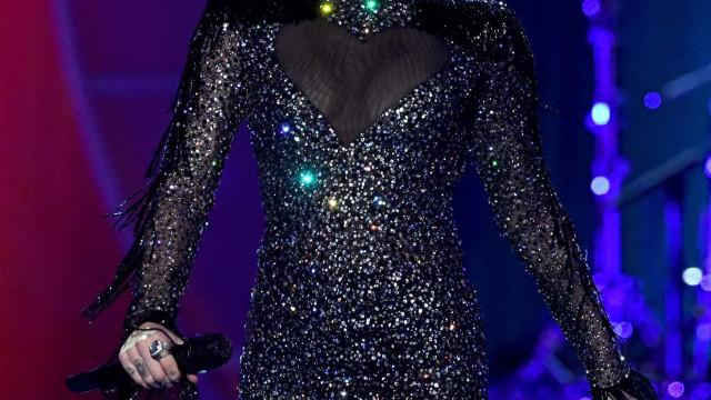 """Miley Cyrus: """"Ainda estou a pensar na noite de ontem, pareceu um sonho"""""""